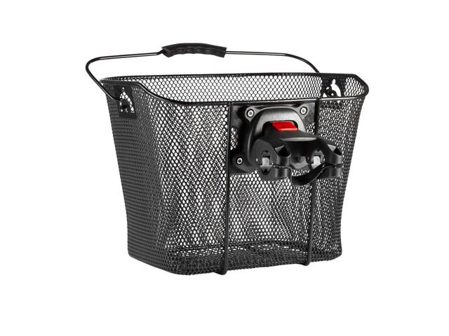 Cube RFR Klick&Go Cykelkurv sort (2019) | Bike baskets